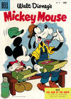 Cover for Mickey Mouse (Dell, 1952 series) #44