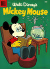 Cover for Mickey Mouse (Dell, 1952 series) #45