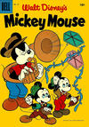 Cover for Mickey Mouse (Dell, 1952 series) #47