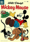 Cover for Mickey Mouse (Dell, 1952 series) #50