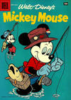Cover for Mickey Mouse (Dell, 1952 series) #59