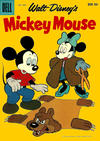 Cover for Mickey Mouse (Dell, 1952 series) #62