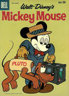 Cover for Mickey Mouse (Dell, 1952 series) #64