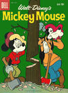 Cover for Mickey Mouse (Dell, 1952 series) #66