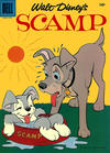Cover for Walt Disney's Scamp (Dell, 1958 series) #6