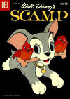 Cover for Walt Disney's Scamp (Dell, 1958 series) #9