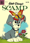 Cover for Walt Disney's Scamp (Dell, 1958 series) #11