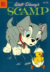 Cover for Walt Disney's Scamp (Dell, 1958 series) #15