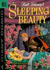 Cover for Walt Disney's Sleeping Beauty (Dell, 1959 series) #1