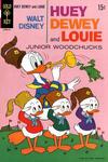 Cover for Walt Disney Huey, Dewey and Louie Junior Woodchucks (Western, 1966 series) #3