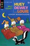 Cover for Walt Disney Huey, Dewey and Louie Junior Woodchucks (Western, 1966 series) #5