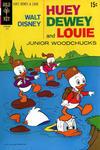 Cover for Walt Disney Huey, Dewey and Louie Junior Woodchucks (Western, 1966 series) #6