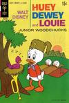 Cover for Walt Disney Huey, Dewey and Louie Junior Woodchucks (Western, 1966 series) #8