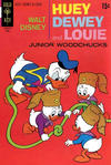 Cover for Walt Disney Huey, Dewey and Louie Junior Woodchucks (Western, 1966 series) #9