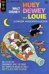 Cover for Walt Disney Huey, Dewey and Louie Junior Woodchucks (Western, 1966 series) #10