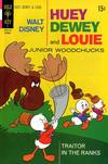 Cover for Walt Disney Huey, Dewey and Louie Junior Woodchucks (Western, 1966 series) #11