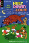 Cover Thumbnail for Walt Disney Huey, Dewey and Louie Junior Woodchucks (1966 series) #12 [Gold Key Variant]