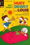 Cover for Walt Disney Huey, Dewey and Louie Junior Woodchucks (Western, 1966 series) #14 [Gold Key]