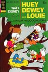 Cover for Walt Disney Huey, Dewey and Louie Junior Woodchucks (Western, 1966 series) #15 [Gold Key]