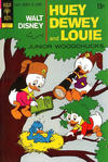 Cover Thumbnail for Walt Disney Huey, Dewey and Louie Junior Woodchucks (1966 series) #15 [Gold Key Variant]