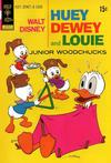 Cover for Walt Disney Huey, Dewey and Louie Junior Woodchucks (Western, 1966 series) #16 [Gold Key]