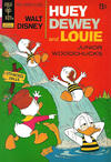 Cover for Walt Disney Huey, Dewey and Louie Junior Woodchucks (Western, 1966 series) #17