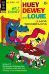 Cover Thumbnail for Walt Disney Huey, Dewey and Louie Junior Woodchucks (1966 series) #19 [Gold Key Variant]