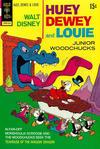 Cover for Walt Disney Huey, Dewey and Louie Junior Woodchucks (Western, 1966 series) #19 [Gold Key]