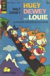 Cover for Walt Disney Huey, Dewey and Louie Junior Woodchucks (Western, 1966 series) #21 [Gold Key]