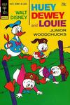 Cover for Walt Disney Huey, Dewey and Louie Junior Woodchucks (Western, 1966 series) #23 [Gold Key]