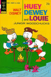Cover for Walt Disney Huey, Dewey and Louie Junior Woodchucks (Western, 1966 series) #26 [Gold Key]