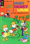 Cover for Walt Disney Huey, Dewey and Louie Junior Woodchucks (Western, 1966 series) #27 [Gold Key]