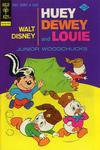 Cover for Walt Disney Huey, Dewey and Louie Junior Woodchucks (Western, 1966 series) #28 [Gold Key]