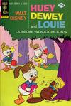 Cover for Walt Disney Huey, Dewey and Louie Junior Woodchucks (Western, 1966 series) #30 [Gold Key]