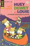 Cover for Walt Disney Huey, Dewey and Louie Junior Woodchucks (Western, 1966 series) #33 [Gold Key]