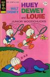 Cover for Walt Disney Huey, Dewey and Louie Junior Woodchucks (Western, 1966 series) #34 [Gold Key]