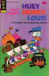 Cover for Walt Disney Huey, Dewey and Louie Junior Woodchucks (Western, 1966 series) #35 [Gold Key]