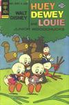 Cover for Walt Disney Huey, Dewey and Louie Junior Woodchucks (Western, 1966 series) #38 [Gold Key]