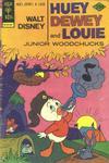 Cover for Walt Disney Huey, Dewey and Louie Junior Woodchucks (Western, 1966 series) #39 [Gold Key]