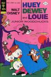 Cover Thumbnail for Walt Disney Huey, Dewey and Louie Junior Woodchucks (1966 series) #43 [Gold Key Variant]