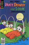 Cover Thumbnail for Walt Disney Huey, Dewey and Louie Junior Woodchucks (1966 series) #56 [Gold Key Variant]