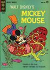 Cover for Mickey Mouse (Western, 1962 series) #86
