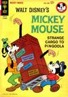 Cover for Mickey Mouse (Western, 1962 series) #91