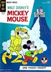 Cover for Mickey Mouse (Western, 1962 series) #92