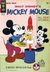 Cover for Mickey Mouse (Western, 1962 series) #98