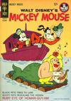 Cover for Mickey Mouse (Western, 1962 series) #104