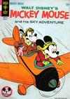 Cover for Mickey Mouse (Western, 1962 series) #105
