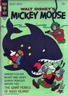 Cover for Mickey Mouse (Western, 1962 series) #106