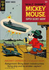 Cover for Mickey Mouse (Western, 1962 series) #108