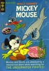 Cover for Mickey Mouse (Western, 1962 series) #112